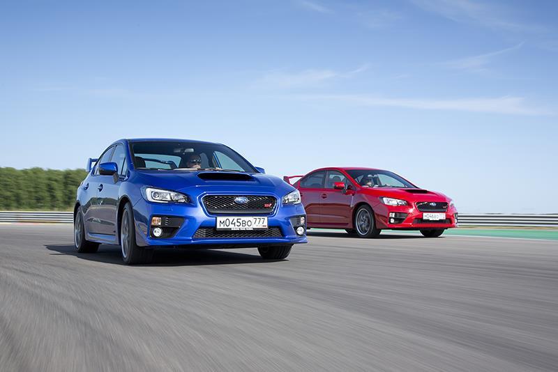 Практически 30 авто марки Субару WRX STI отзывают в Российской Федерации