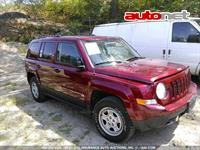 Jeep Patriot 2.4 4WD