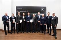 ЯМЗ получил премию от «Мерседеса» за хорошие двигатели