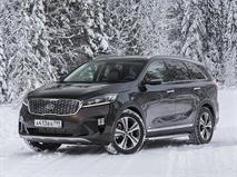Обновленный KIA Sorento Prime приедет в РФ в феврале, фото 1