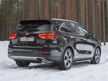 Обновленный KIA Sorento Prime приедет в РФ в феврале, фото 2