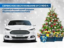 Новый год – пора подарков в АВИЛОН Ford!, фото 1