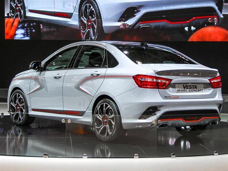 «АвтоВАЗ» выпустит обновленные модели Лада Vesta R и Лада Vesta S-Line