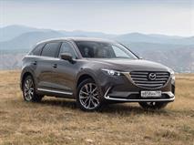 Семиместный Mazda CX-9 станет российским