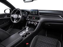 Конкурент «трёшке» BMW от Hyundai приедет в РФ с 2,0-литровым мотором, фото 3