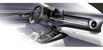 KIA раскрыла дизайн нового Cerato