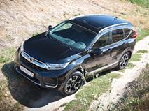 В феврале Honda CR-V подорожает на 100 тысяч рублей, фото 1
