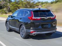 В феврале Honda CR-V подорожает на 100 тысяч рублей, фото 2