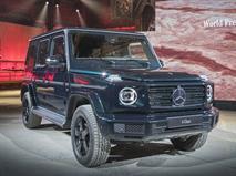 Mercedes полностью рассекретил новый G-Class, фото 1