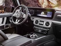 Mercedes полностью рассекретил новый G-Class, фото 3