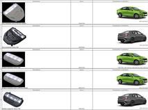Спортивная Lada Vesta получит полностью черный салон, фото 2