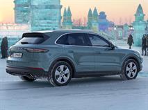 Новый Porsche Cayenne оценили в 5 млн рублей