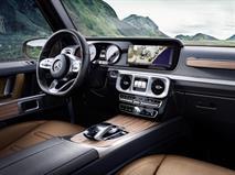 Mercedes полностью рассекретил новый G-Class, фото 4