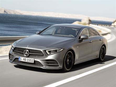 Раскрыта рублевая цена нового Mercedes CLS