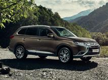 Mitsubishi Outlander получит в РФ новые доступные версии