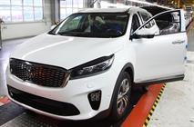 Обновлённый KIA Sorento Prime встал на конвейер в Калининграде, фото 1