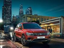 Привлекает внимание. Volkswagen Tiguan в АВТОПРЕСТУС, фото 1