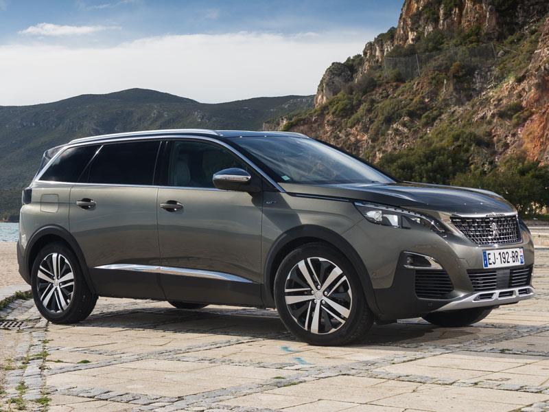 Автомобильные новинки  Новый Peugeot 5008 оценили дешевле Skoda Kodiaq 0c8c965c1efd5