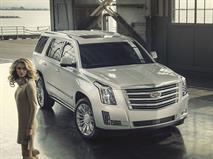 Cadillac обновил Escalade для России, фото 1