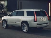 Cadillac обновил Escalade для России, фото 2