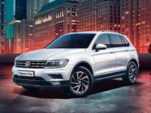 Российский VW Tiguan получил спецверсию, фото 1
