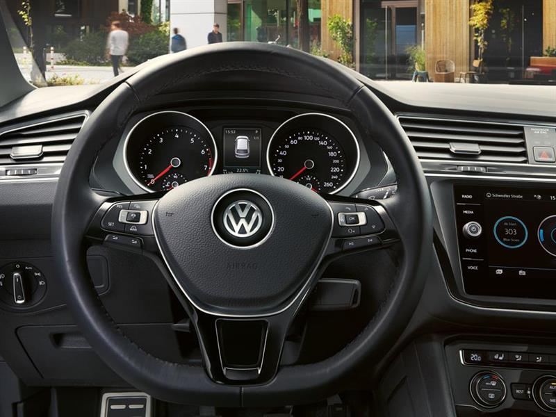Российский VW Tiguan получил спецверсию