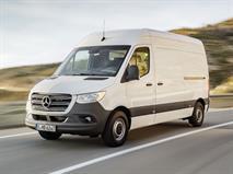 Mercedes представил новый Sprinter, фото 1