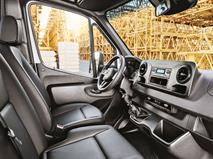 Mercedes представил новый Sprinter, фото 5
