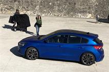 Новый Ford Focus заметили без камуфляжа, фото 1