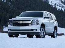 Chevrolet Tahoe для России обновился вслед за Escalade