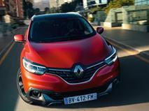 В августе Renault представит в Москве новый кроссовер