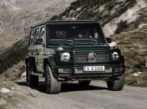 Новый G-Class оценили в 9 млн рублей