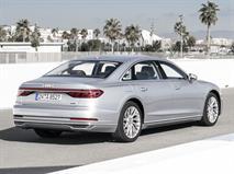 Новый Audi A8 добрался до России