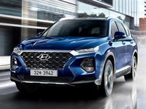Hyundai раскрыл подробности о новом Santa Fe