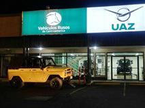 УАЗ начал продажи в Коста-Рике
