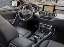 Пикап Mercedes X-Class разрешили продавать в России, фото 3