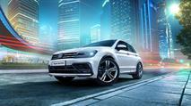Tiguan Sportline – Volkswagen со спортивным характером, фото 1