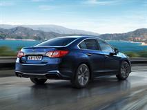 Subaru Legacy вернется в РФ с одним мотором