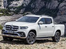 Новый пикап Mercedes оценили в 2,9 млн рублей, фото 1