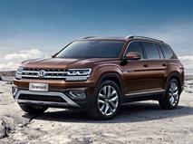 VW назвал дату появления Teramont в России, фото 1