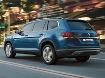 VW назвал дату появления Teramont в России, фото 2