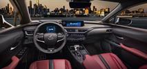 В Женеве дебютировал самый маленький кроссовер Lexus, фото 4
