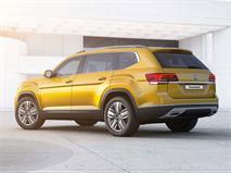 VW Teramont оказался дешевле японских конкурентов, фото 2
