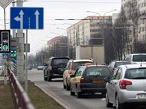 В Москве протестируют новые дорожные знаки