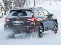 Subaru анонсировал для России обновленный Outback