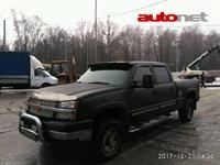 Chevrolet Silverado 3500 Crew Cab 6.6 D 4WD