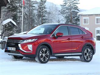 Новый Mitsubishi Eclipse Cross оценили в 1,4 млн рублей