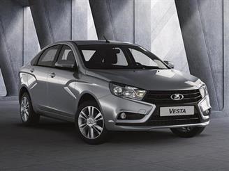 Lada Vesta получила премию в Австрии