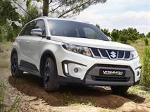 Suzuki привез в РФ 30 эксклюзивных Vitara
