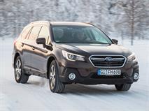 В РФ появился обновленный Subaru Outback по старой цене